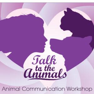 Animal Communication Workshop image from poster